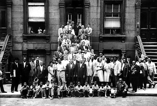 The Great Day in Harlem